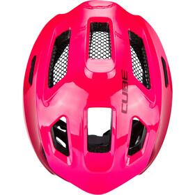Cube Fink Helmet pink